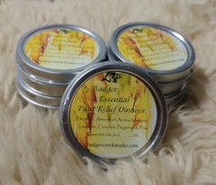 Extra Strength Essential Relief Salve 1 oz.