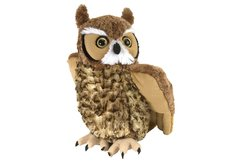 Great Horned Owl 12""