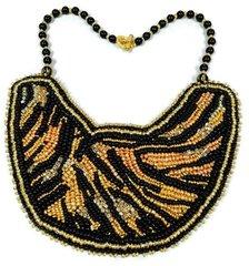 Tiger Collar Necklace