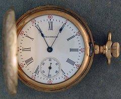 Waltham 15 Jewel Pocket Watch