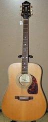 Epiphone DR-500PNS Masterbilt Guitar