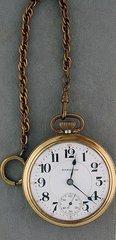 Hamilton Company Pocket Watch