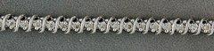 Ladies 1ctw Diamond Tennis Bracelet