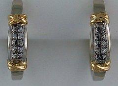 1/2ctw Diamond Earrings