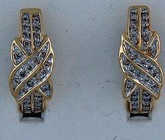 1/4ctw Diamond Earrings