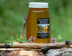 Raw Wildflower Ohio Honey, 8 oz