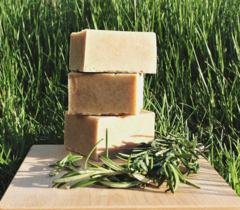 Rosemary Peppermint and Sage Bar Soap