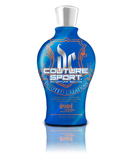 Couture Sport™ Signature Edition Power Tanning Serum + Epic Moisturizer