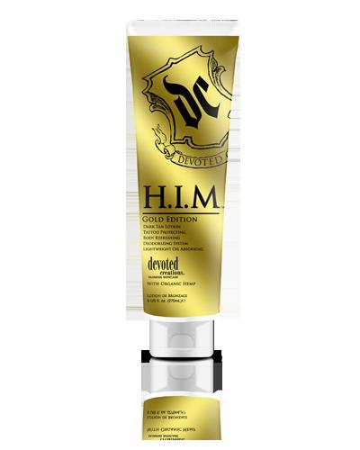 H.I.M Gold Edition