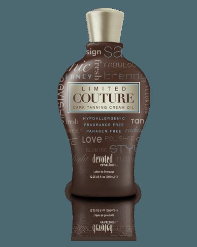 Limited Couture Dark Tanning Cream Oil