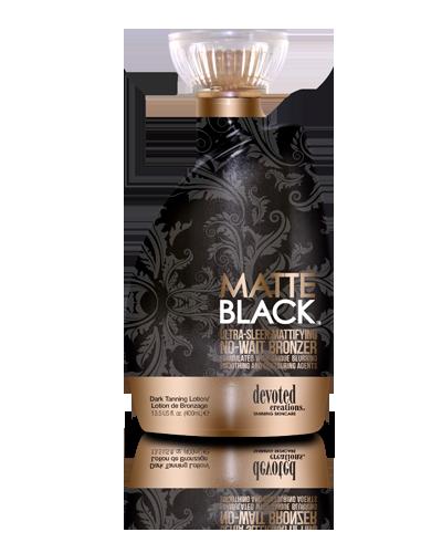 Matte Black™ Ultra Sleek Mattifying No-Wait Bronzer