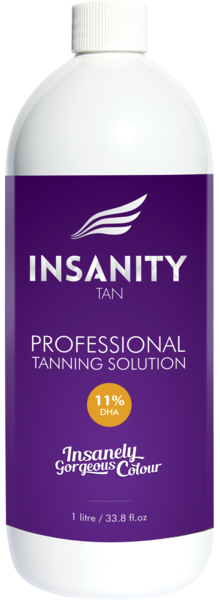 Professional Tanning Solution 11%