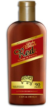 Red Tanning Lotion