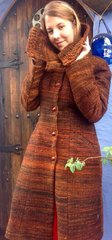 COAT. Handwoven Coat 002