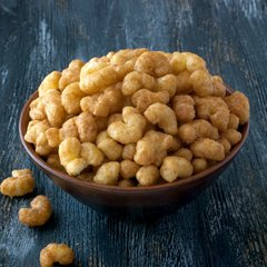 Golden Caramel Corn Nuggets 13oz