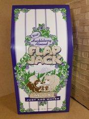 Huckleberry Almond Flap Jack Mix