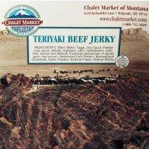 Teriyaki Beef Jerky 3.25oz