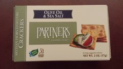 Partners Olive Oil and Sea Salt Crackers