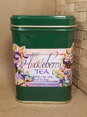 Huckleberry Tea Tin 20 bags