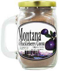 Huckleberry Cocoa Jar