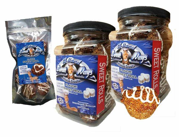 Sweet Roll 5 pound Value Pack