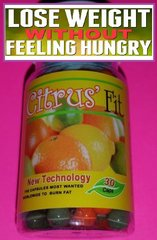 Citrus FIT Weight Loss 30 Pills - ONE PER DAY !