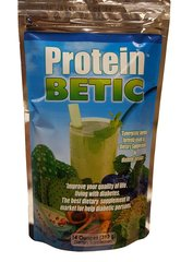 PROTEIN-BETIC 6 Bags x 14 oz Each