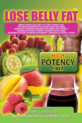 LOSE BELLY FAT POWDER - 16 oz - ONE BAG