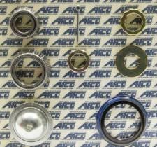 AFCO Hybrid Hub Brake Rotor Master Install Kit