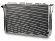 "AFCO Standard Aluminum Radiator - 19"" x 31"" x 3"" Chevy"
