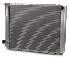 "AFCO Standard Aluminum Radiator - 19"" x 26"" x 3"" - Ford"