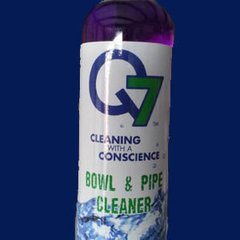 Q7 8 Oz Pipe And Bowl Cleaner (Concentrate)