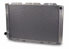 "AFCO Standard Aluminum Radiator - 19"" x 31"" x 3"" - Ford"