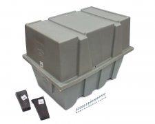 Scribner Plastics Engine Case - SB Chevy