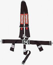 RaceQuip 5-Point HNR / HANS Latch & Link Harness Assembly
