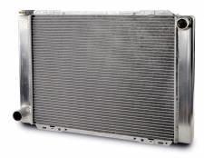 "AFCO Standard Aluminum Radiator - 19"" x 27-1/2"" x 3"" - Ford"