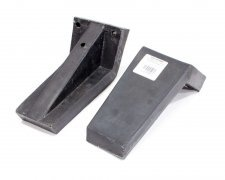 Scribner Engine Shipping Case Front Motor Mount - SB Chevy - Set of 2