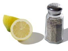 Infused Olive Oil - Lemon Pepper