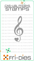 Treble Clef Fri-Die