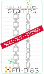 *Linked Fri-Dies* SOLD OUT - RETIRED