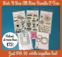 **Wish It Was All Mine Bundle O'Fun**