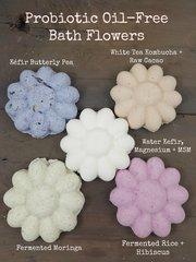 Probiotic Oil-Free Bath Flower