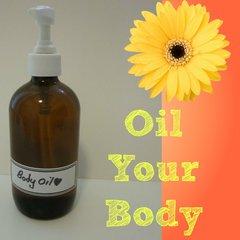 Design It Yourself (DIY) - Body Oil