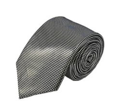 MT-03 | Metallic Silver Tie