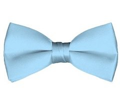 BT-08 | Powder Blue Bow Tie