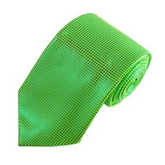 MT-07 | Metallic Lime Green Tie