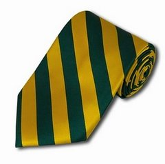 C-07 | Forest Green and Gold College Stripe