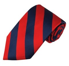 C-12 | Navy and Red College Stripe