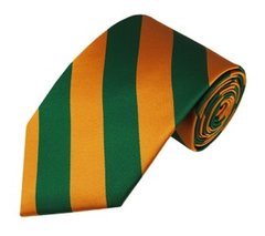 C-08 | Kelly Green and Gold College Stripe
