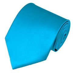 XL-24 | X-Long Solid Turquoise Blue